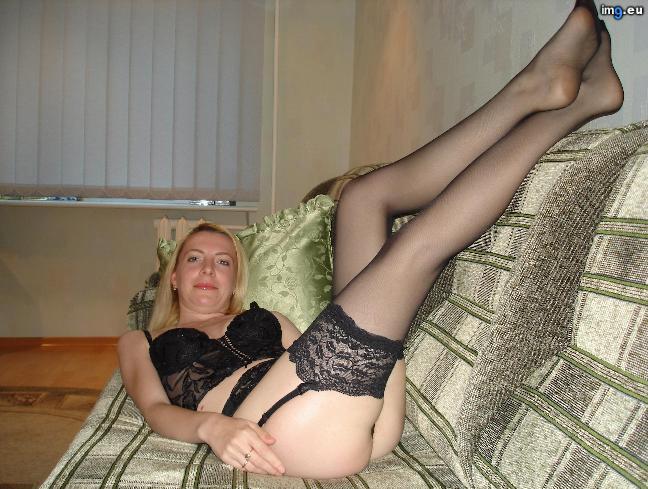 Amateur Blonde Sucks & Fucked, HD photo 1 - porn