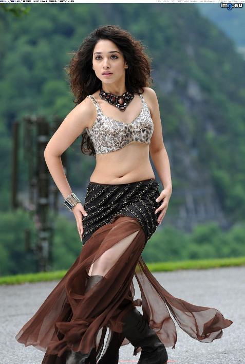 Tamanna Latest Hot Photo Stills In Badrinath Movie 3
